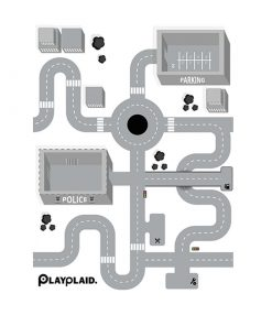 Playplaid Mainstreet leikkimatto